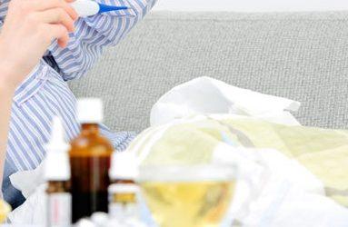 Didėja sergamumas gripu ir ūminėmis viršutinių kvėpavimo takų infekcijomis