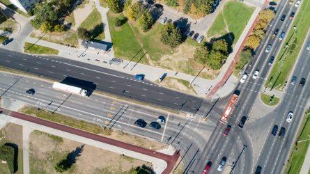 Gatvių projektavimo paslaugas Vilniaus savivaldybei teiks aštuonios įmonės