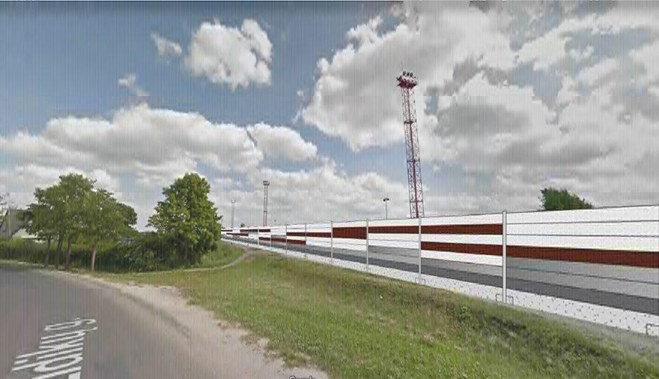 Pristatys triukšmą slopinančių sienelių statybos projektinius pasiūlymus