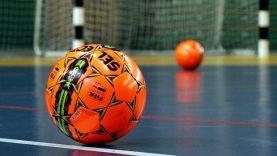 Prasideda Mažeikių rajono salės futbolo pirmenybės