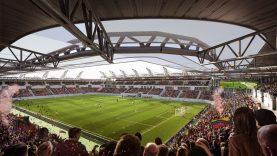 Tyrimas: Kitų Europos sostinių stadionų lokacija patvirtina Vilniaus pasirinkimą