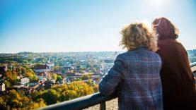 """Vilnius tapo pirmuoju miestu regione, pasirašiusiu sutartį su tarptautine nuomos platforma """"Airbnb"""""""