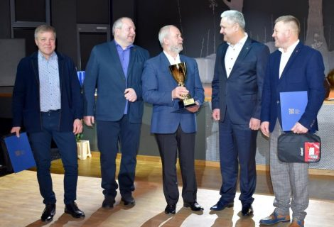 Apdovanojimai – rajono geriausiems ir perspektyviausiems 2019 m. sportininkams bei jų treneriams