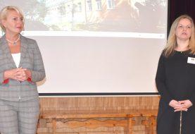 Gimnazijoje – Erasmus+ projekto dalyvių susitikimas