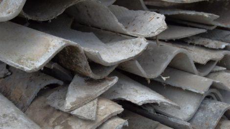 Galimybė nemokamai ir saugiai išvežti asbesto turinčias atliekas