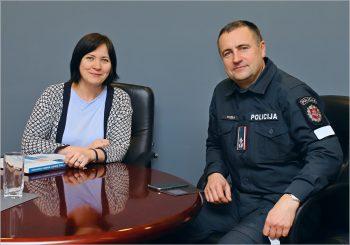 Su Vaiko teisių apsaugos kontroliere aptartas tolimesnis bendradarbiavimas