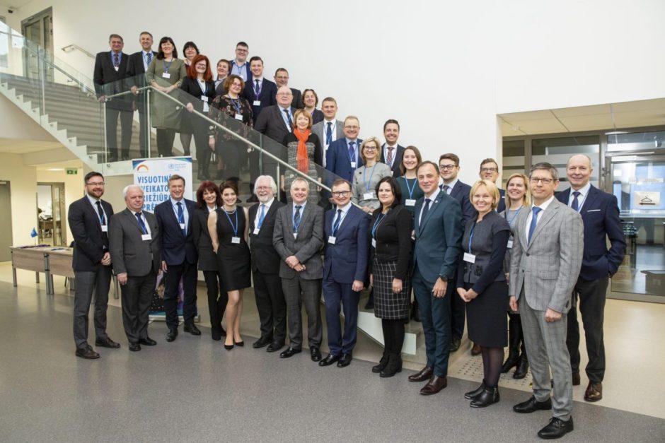 Tarptautiniai ekspertai padės efektyvinti Lietuvos gydymo įstaigų valdymą