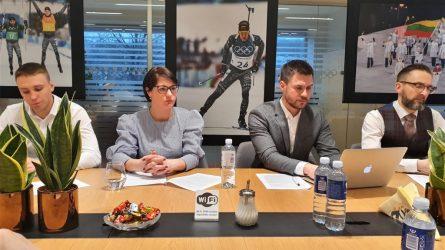 Lyčių lygybės komisijos posėdyje – mintys apie naują projektą