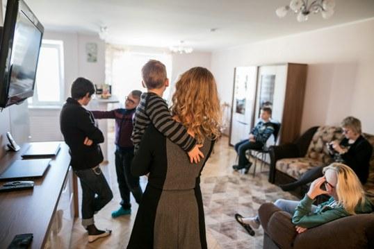 Kuriamas Kompleksinių paslaugų centras negalią turintiems vaikams ir jų šeimos nariams