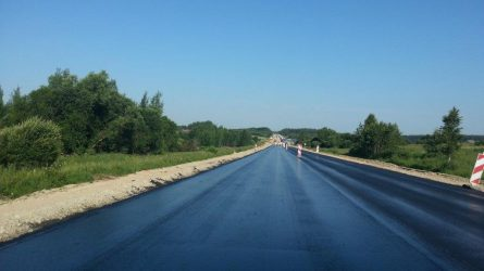 Šiemet žvyrkelių asfaltavimui skirta 20 mln. eurų