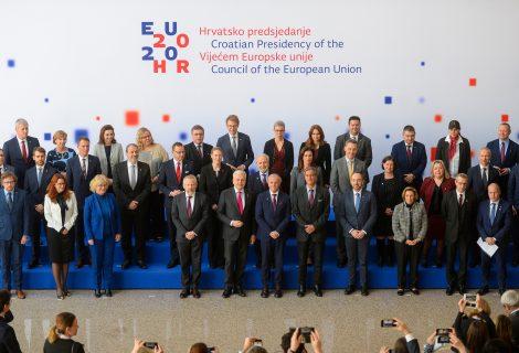 Teisingumo ministras E. Jankevičius – reikia stiprinti ES piliečių teisių apsaugą