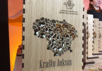 """""""Krašto auksas"""" – apdovanoti Kauno apskrities nugalėtojai"""