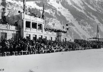 Pirmosioms žiemos olimpinėms žaidynėms – 95-eri
