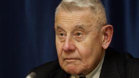 Kultūros ministras reiškia užuojautą dėl profesoriaus Edvardo Gudavičiaus mirties