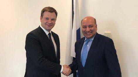 ERPB ir Lietuva – sėkmingi partneriai tvarių finansų ir FinTech vystymo sityje