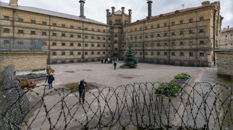 Idėjų Lukiškių kalėjimo įveiklinimui bus ieškoma atvirame renginyje