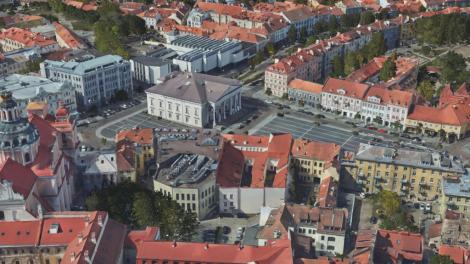 Savivaldybė sukūrė atvirą visiems trimatį sostinės žemėlapį