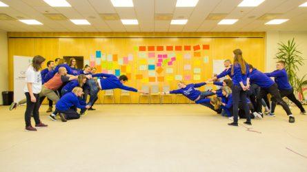 Druskininkuose prasidėjo tarptautiniai olimpines vertybes skatinantys mokymai