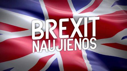 """""""Brexit"""": aktuli informacija Jungtinės Karalystės piliečiams, gyvenantiems Lietuvoje"""
