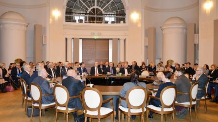 Švietimo, mokslo ir sporto ministerija pakvietė savivaldybes aktyviai dalyvauti sprendžiant profesinio mokymo plėtros klausimus