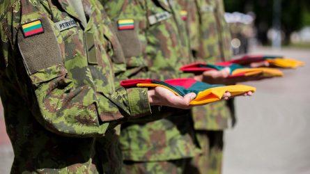 Dėl Lietuvos karių, tarnaujančių Irake