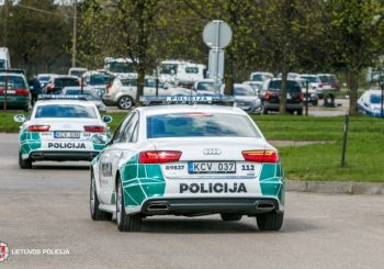 Policijos pareigūnai pataria – ką privalo žinoti vaikas, kad išvengtų nepažįstamųjų klastos