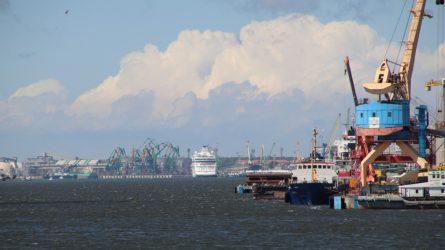 Klaipėdos uosto plėtrai iki 2023 metų pabaigos – per 350 mln. eurų investicijų