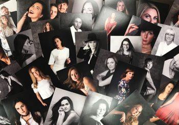 Portretistė Vilma Gaižauskienė: Tai mano gyvenimo magija