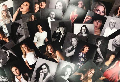 Portretistė Vilma Gaižauskienė:  Nuotraukos mano gyvenimo aistra