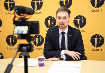 Idėjos Šiauliams – sulaukta kelių dešimčių pasiūlymų