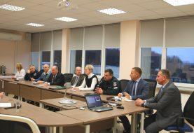 Lietuvos policijos mokykloje vyko susitikimas dėl Viešojo saugumo kolegijos veiklos mokyklos patalpose galimybių