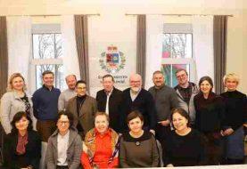 Padėkota Kultūros ekspertų komisijos nariams už ketverių metų darbą