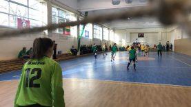 Ukmergėje įvyko futbolo turnyras prokurorui G. Sereikai pagerbti