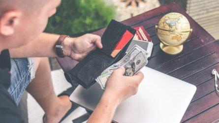 Tarpvalstybinis skolų išieškojimas: Išvykę palieka skolas