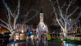 Šiauliuose Trijų karalių šventė pažymėjo kalėdinio laikotarpio pabaigą