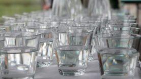 Šiauliuose vandentiekiu tiekiamas kokybiškas vanduo