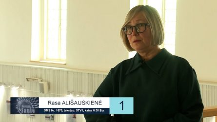 1. Rasa Ališauskienė – Moteris Saulė 2019