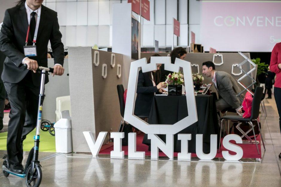 Vilnius pasiruošė naujam tarptautinių renginių medžioklės sezonui