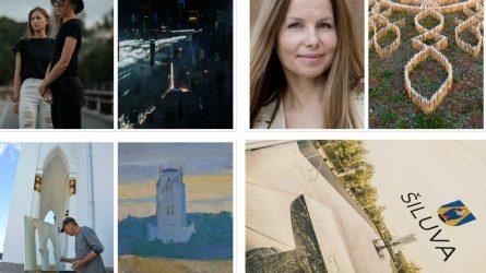 Sakralios mažo miestelio erdvės: meną inspiruojanti Šiluva