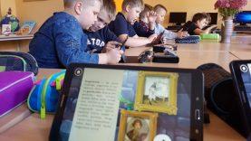 Skaitymo strategijų ugdymo projektas