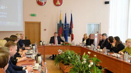 """""""Šalčininkai +"""": gyvenimo kokybės gerinimas Pietryčių Lietuvoje"""