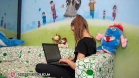 Minint tarptautinę Saugesnio interneto dieną, Klaipėdos bendruomenės pareigūnų patarimai jauniesiems vartotojams
