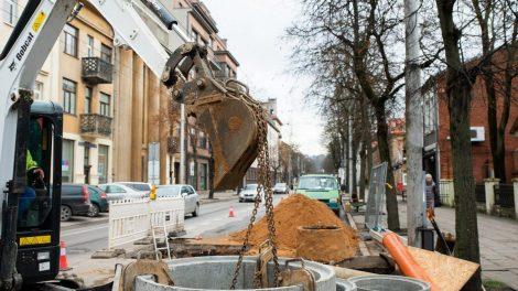Kaunas skelbia gatvių tvarkymo sezono pradžią