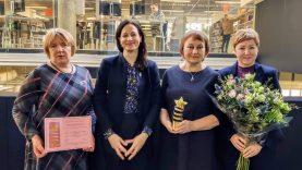 Utenos A. ir M. Miškinių viešoji biblioteka įvertinta svarbiausiu tarptautiniu bibliotekų apdovanojimu