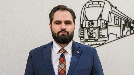 """Paskirtas naujas AB """"Lietuvos geležinkeliai"""" valdybos narys"""