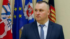 Paskirtas naujasis policijos generalinio komisaro pavaduotojas
