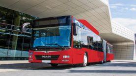 Vilnius įsigijo dar 50 naujų autobusų