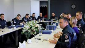 Pagerbti geriausi policijos sportininkai ir sportiškiausios policijos įstaigos
