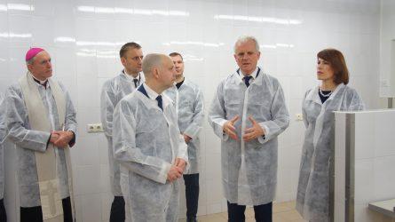 Respublikinė Šiaulių ligoninė pacientų maitinimu rūpinasi pati