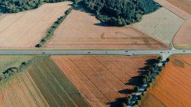 Vyriausybė pritarė Tauragės rajono savivaldybės siūlymui nustatyti kaimų ribas